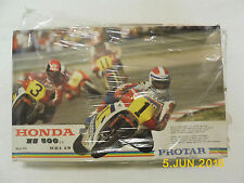 PROTAR FREDDIE SPENCER 1984 NS 500 1/9 SCALE MOD No 195  EXC CONDITION