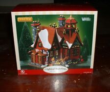 """LEMAX  VAIL VILLAGE LIGHTED """"MILL VALLEY SCHOOL"""" NO.45021  FROM 2004"""