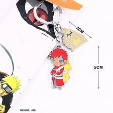 Naruto Gaara & Summoning monster metal keychain cute gift key chain new