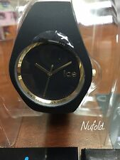 ICE WATCH GLAM BLACK    NEW     MODEL# ICE.GL.BK.U.S.13