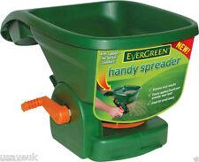 Evergreen Handy Spreader Fertilizer Spreader Garden Lawn Feeder Grass Seeder