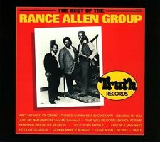 The Rance Allen Group - The Best Of DIGIPAK 24 Bit Remastered