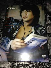 Rain Bi Jung Ji Hoon Road For Rain 2 DVD Rainism New Sealed Alternate Cover