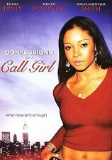 Confessions Of A Call Girl (DVD, 2007) New Free Shipping
