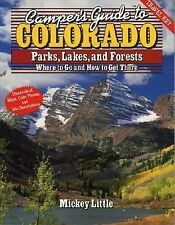 Camper's Guide to Colorado: Parks, Lakes, and Forests (Camper's Guides)
