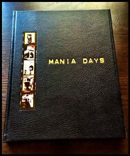 MANIA DAYS--Curt Gunther--BEATLES--Genesis Publications DELUXE COPY No. 15/200