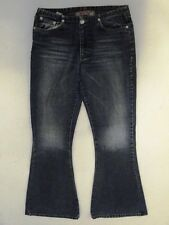 Take Two  Jeans Hose Schlaghose Blau Stonewashed W28 L32