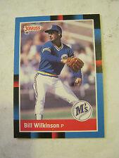 1988 Donruss #568 Bill Wilkinson Baseball Card, (EB1-33)