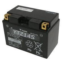 batería original Yuasa YTZ14-S HONDA VFR XDC Crosstourer DCT 1200 2012-2015