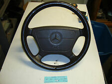 Mercedes-Benz W202 C230 C280 wine color leather steering wheel 140 460 40 03