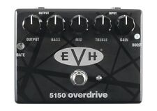 MXR EVH5150 Overdrive Effect Pedal collaboration with Eddie Van Halen