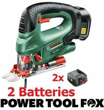 (2 BatteriesINC) Bosch PST 18 Li 2.0AH CORDLESS JIGSAW 0603011072 3165140740012*