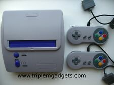 Retro Super Nintendo / SNES Console - Plays Super NES Cartridges