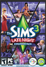 THE Sims 3: late Night Expansion (PC / MAC, region-free) origine download chiave