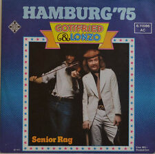 "GOTTFRIED & LONZO - HAMBURG ´75 Single 7"" (I791)"