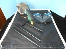 LUCKY DUCK H.D./ MOJO/ROBO,SINGLE FIELD DECOY CARRY BAGS.  FOR ALL SPINNER WING