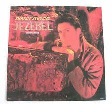 """Shakin' STEVENS """"Jezebel (Monster remix)"""" 1989 (Vinyle Maxi 45t / EP)"""