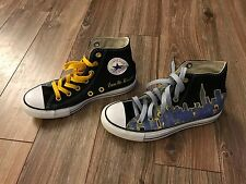 Converse I Am The Knight Gotham Skyline Chuck Taylor High Top Mens 6 Women