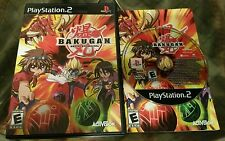Bakugan: Battle Brawlers Playstation 2 PS2 Game Complete