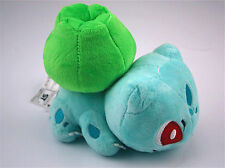 "Newly Pokemon 5"" Bulbasaur Stuffed Animal Plush Soft Doll Cute Toy Gift"
