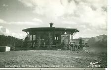 ASPEN,COLORADO-SUN DECK-TOP STATION OF ASPEN CHAIR LIFT-RPPC(RP#1-723)