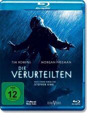 DIE VERURTEILTEN (Tim Robbins, Morgan Freeman) Blu-ray Disc NEU+OVP