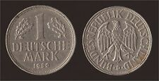 GERMANIA GERMANY 1 MARK 1950 D