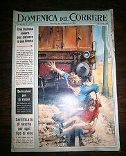 DOMENICA DEL CORRIERE # Anno 68 - N.12 - 20 Marzo 1966 - Settimanale