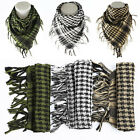 KeffIyeh Scarf Tactical Military Shemagh Arab 3 Styles Desert Shemagh
