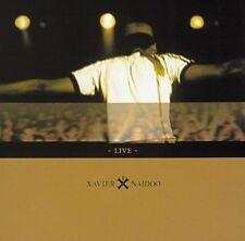 """XAVIER NAIDOO """"LIVE"""" CD NEUWARE"""