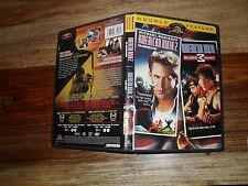 American Ninja 2 / American Ninja 3 (DVD, 2002, Two Features on One Disc)