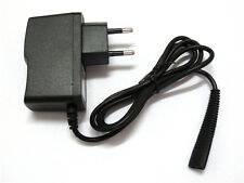 6V 800mA 2-Prong EU Plug AC Power Adapter Charger for BRAUN 140 Z50 5497 Shaver