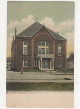Opera House Farmington NH USA Vintage Postcard 417a