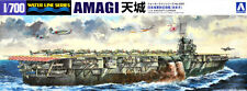 Aoshima 00096 1/700 IJN Aircraft Carrier Amagi