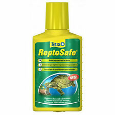 Tetra ReptoSafe 250ml Safe Water For Turtles Chlorine Remover