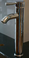 MONOBLOC BASIN SINK CHROME TALL MIXER TAP FOR KITCHEN BATHROOM 8317T