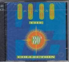 Time Life: 1986 - The Collection (2CDs)  Europe, Bangles,  (NEU/Sealed) !!
