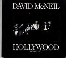 DAVID McNEIL (Renaud Souchon Clerc Voulzy) -  Hollywood - CD Maxi - Promo