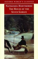 The House of the Seven Gables (Oxford World's Classics)-ExLibrary