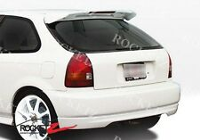 96-00 Honda Civic Type R Style Roof Spoiler w/ LED CANADA USA HB 3DR EK9 FRP