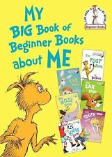 DR SEUSS - MY BIG BOOK OF BEGINNER BOOKS ABOUT ME - NEW HARDCOVER - FREE SHIP
