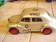 Solido  : RARE Renault 4CV  Gordini  coursifiée - -  1/18