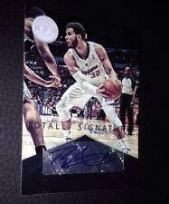 Blake Griffin 2012-13 Panini Totally Certified Signatures Silver Auto Serial /49