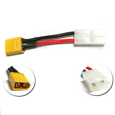 1 x XT60 Male To Tamiya Female Plug Wire Connector Adapter Converter NIMH Lipo