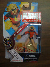 Marvel Universe MS.  MARVEL Figure Classic Short Hair NEW Free Ship US HASBRO