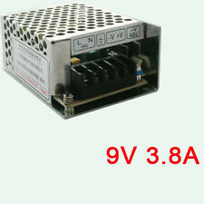 Aluminum Universal Regulated Switching DC9V 3.8A 35W  Power Supply Converter