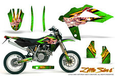 HUSQVARNA TC/TE/SMR 250/450 05-11 GRAPHICS KIT DECALS STICKERS CREATORX LSG