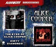 The Eyes Of Alice Cooper/Dirty Diamonds von Alice Cooper (2014) 2CD Neuware