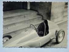 TORINO 1958 SALONE INTERNAZIONALE AUTOMOBILE car LUCCIOLA GRANDPRIX (?) bis