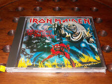 Iron Maiden : The Number of the Beast CDPM 7 46364 Siae Inchiostro Cd ..... New
